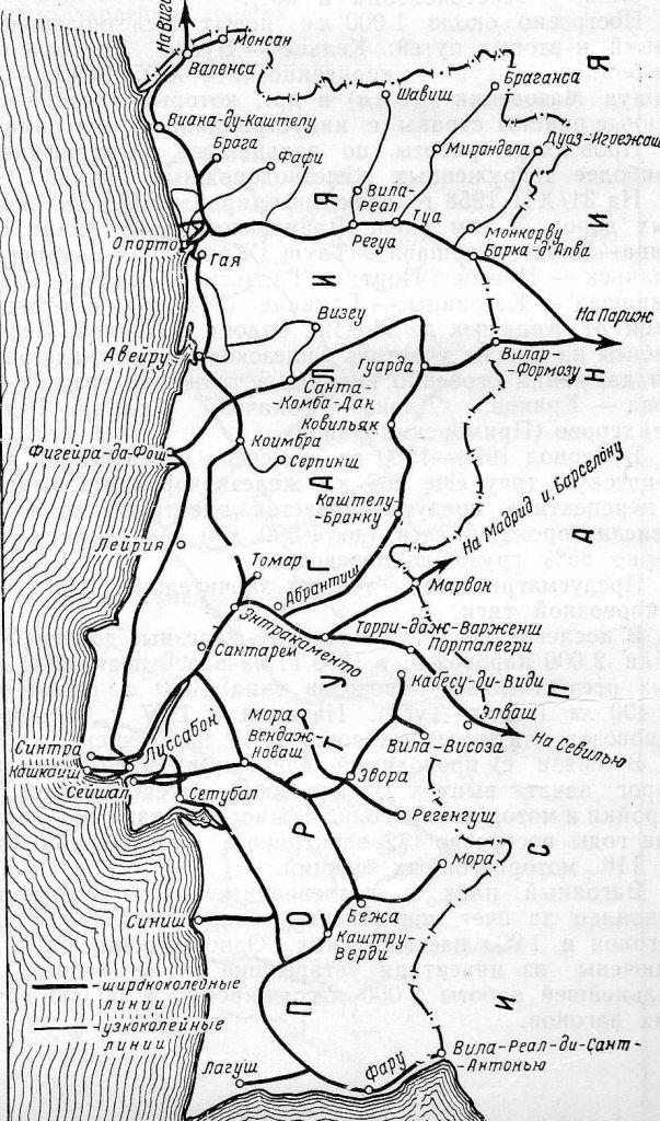 Карта железных дорог.(0,2Мб)